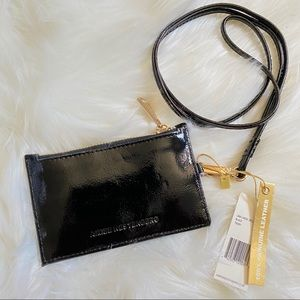 Aimee Kestenberg Lima Wallet card Holder Lanyard
